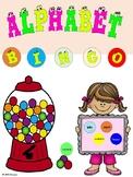 Alphabet Bingo, PreK, Special Education, Autism