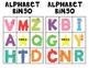 Alphabet Bingo Bundle