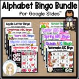 Alphabet Bingo Bundle for Google Slides™
