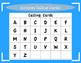 Alphabet Bingo Card Set