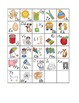 Alphabet Bingo + Fidget Spinner Game