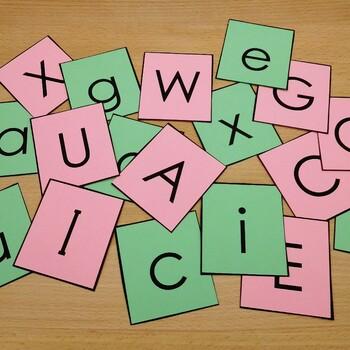 alphabet-recognition