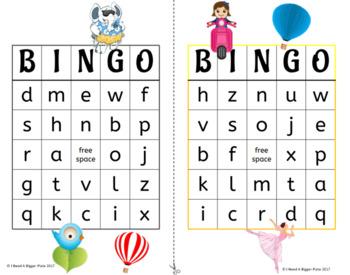 photograph about Alphabet Bingo Printable titled Alphabet Bingo Match