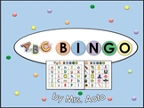 ABC Bingo Game Set