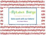 Alphabet Bingo Game and Lesson