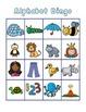 Alphabet Bingo, Initial Sound Bingo, Letter Bingo, Sound R