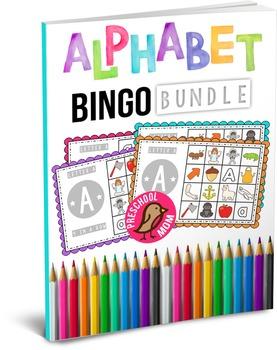 Alphabet Bingo Pack
