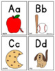 Alphabet Bingo Game Learn Letters and Sounds Phonics