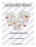 Alphabet Bingo Set
