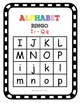 Alphabet Bingo - Six Different Games for Varied Ability Levels