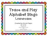 Alphabet Bingo Trace and Play - Lowercase