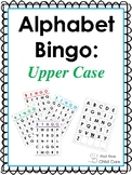 Alphabet Bingo - UPPER CASE