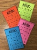 Alphabet Bingo: Uppercase and Lowercase