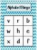 Alphabet Bingo (Uppercase and Lowercase Class Sets)