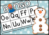 Alphabet Bingo - Winter Theme