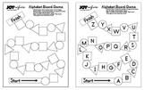 Alphabet Board Game