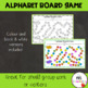 Alphabet Board Game