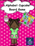 Alphabet Board Game - Cupcakes and Keywords (OG)
