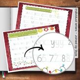 Alphabet Boards - Christmas Elf's