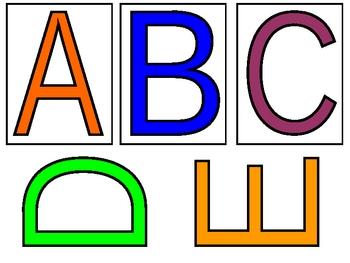 Alphabet Boo Game