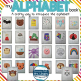Distance Learning Alphabet Book