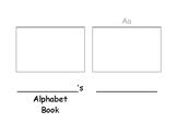 Newcomer Alphabet Book - ESOL