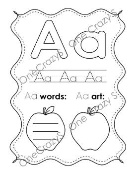 Alphabet Book - ABC Book