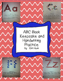 Alphabet Book Kindergarten Keepsake