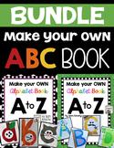 Alphabet Book - Bundle