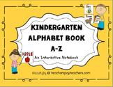 Alphabet Book- Copier Friendly!!