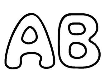 Alphabet Book Crafts