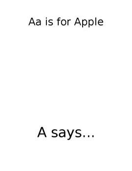 Alphabet Book - Customize
