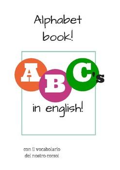 Alphabet Book - DIY