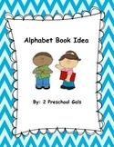 Alphabet Book Idea