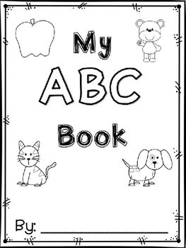 Alphabet Book Illustrated by the Students