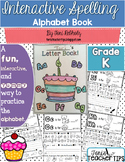 Alphabet Book ~ Kindergarten