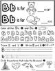 Alphabet Book ~ Kindergarten