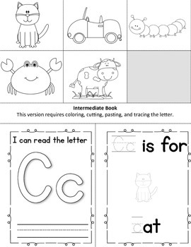 Alphabet Book - Letter C