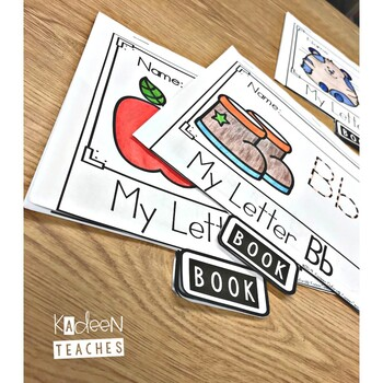 Alphabet Book: Letter E Flip Book