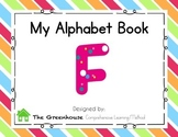 Alphabet Book- Letter F