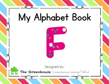 Alphabet Book- Letter F