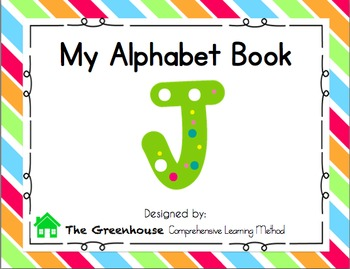 Alphabet Book- Letter J