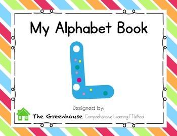 Alphabet Book- Letter L