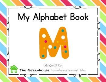 Alphabet Book- Letter M