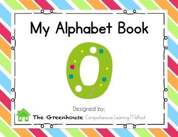 Alphabet Book- Letter O