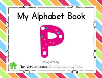 Alphabet Book- Letter P
