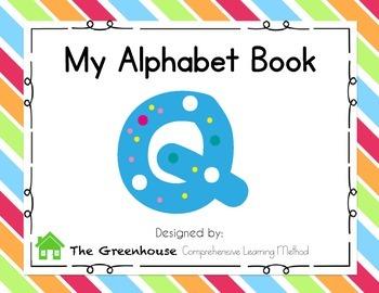 Alphabet Book- Letter Q
