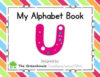 Alphabet Book- Letter U