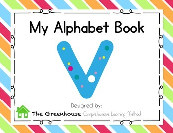 Alphabet Book- Letter V