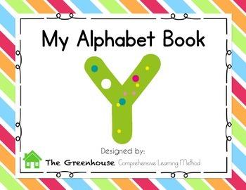 Alphabet Book- Letter Y